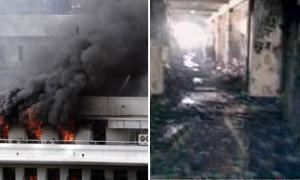 Mantralaya fire: Big ticket scam files destroyed!