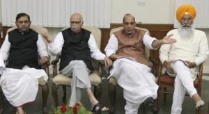NDA unlikely to oppose Pranab Mukherjee?