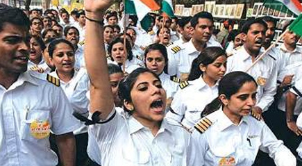 AI to hire 100 New Pilots