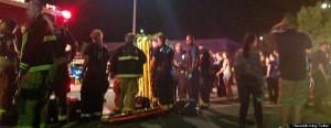 Batman shooting kills 12; gunman named