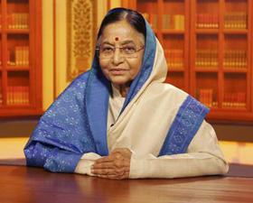 President Pratibha Patil's farewell address today
