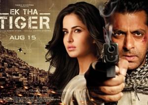Ek Tha Tiger: Movie Review
