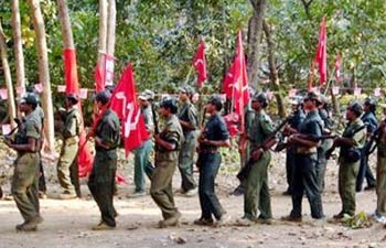 SP, five other policemen killed in Jharkhand Naxal attack