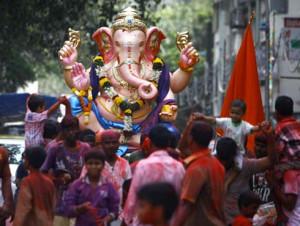 Ganapati Bappa morya, mangal murti morya