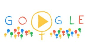 International Women's Day flummoxes Google Doodle team