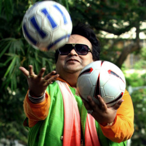 Bappi Lahiri composes song 'Love for Football' for FIFA World Cup