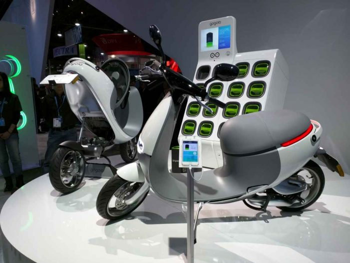GoGoRo SmartScooter Gadget
