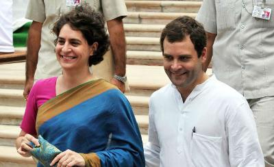 Uttar Pradesh Elections: Congress rules out Rahul Gandhi as CM candidate, silent on Priyanka's role