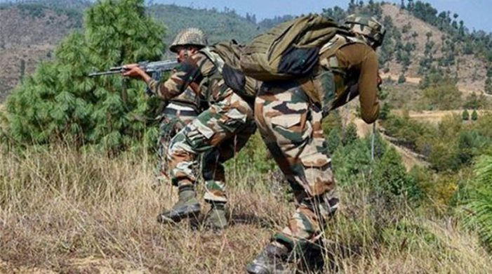 Pakistan violates ceasefire yet again, targets Akhnoor district in Jammu.