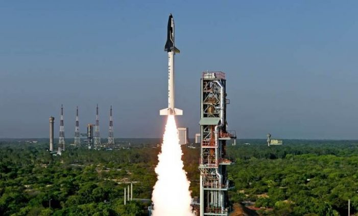 ISRO to launch SCATSAT, 7 other satellites on Sept 26.