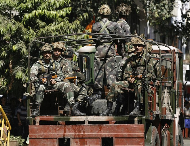 Terrorists attack Army camp in J&K's Nagrota; 3 soldiers injured, 2 attackers killed