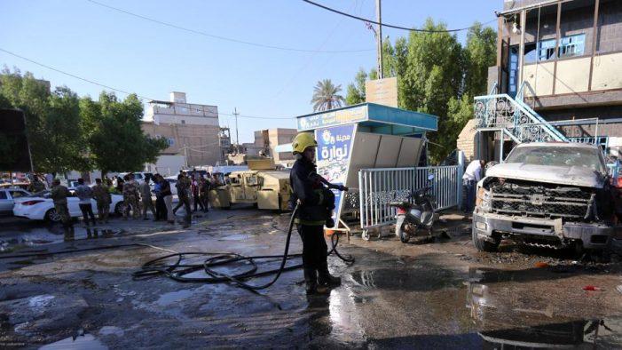 Iraq blast: Suicide bomber kills 30 Shias near Karbala, Islamic State claims responsibility