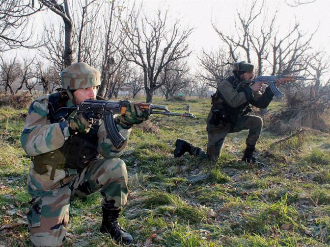 Tral encounter: Two terrorists gunned down, 7-8 militants believed to be hiding; gun battle on