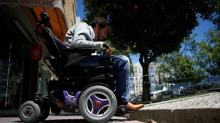 Portugal app empowers disabled to win better access to buildings