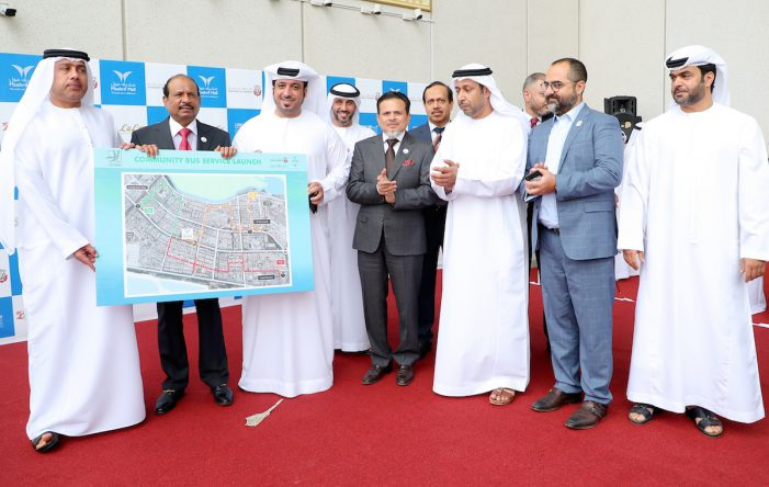 Convenient Eco-Friendly Initiative Launched in Abu Dhabi In cooperation with Department of Transport (DoT)