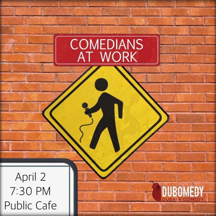 Funny Business: Comedy School starts this week!