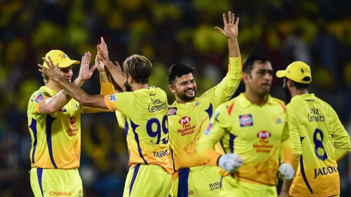 Chennai Super Kings players will be eying major landmarks against Rajasthan Royals