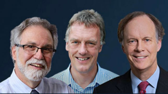 Three scientists awarded Nobel Prize in Medicine for research on cells