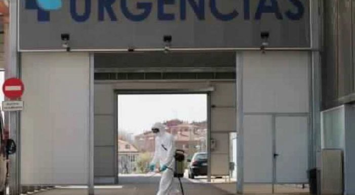 Spain counts 832 deaths in 24 hours, pushing toll to 5,690